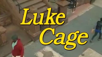 'Luke Cage' Mashed Up With The 'Family Matters' Opening Credits Is Simple And Perfect