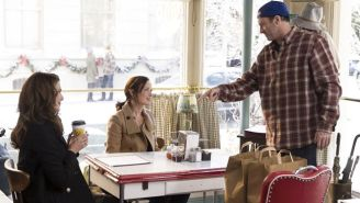 Even The Gilmore Girls Wouldn't Be Able To Find A Table At Netflix's 'Luke's Diner' Pop-Ups