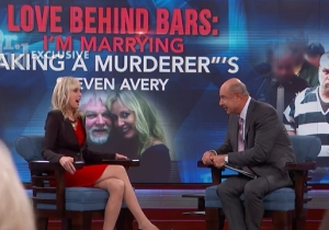 'Making A Murderer' Subject Steven Avery's Engagement Is Over, And It's All Because Of Dr. Phil