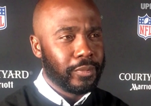 Marshall Faulk Tells Us Athletes Shouldn't Play Football If They Don't Want Concussions