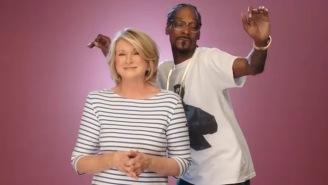 The First Trailer For Snoop Dogg's Cooking Show With Martha Stewart Makes It Look Wonderfully Bizarre
