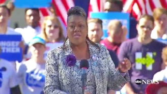 Trayvon Martin's Mother Campaigns For Hillary Clinton: 'Vote … Your Life Depends On It'