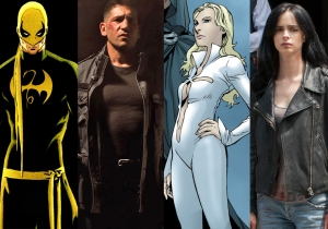 So you binged 'Luke Cage.' Now here's a complete list of what's next for Marvel TV