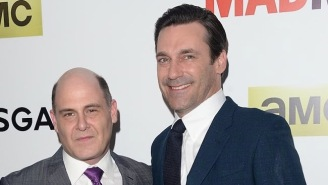 'Mad Men' Creator Matthew Weiner Is Returning To TV With A Mysterious Amazon Show