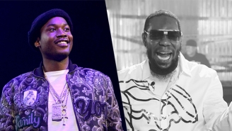 Meek Mill Takes Credit For Beanie Sigel And State Property's Philly Cypher
