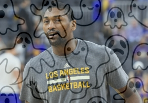 Metta World Peace Believes He Was Sexually Molested By Ghosts At An Oklahoma City Hotel
