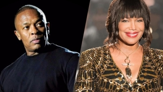 Dr. Dre Is Prepared To Sue If Michel'le's Biopic Paints Him As A Woman Beater