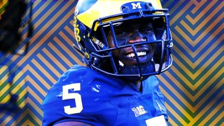 How Michigan's Do-It-All Star Jabrill Peppers Can Become The First Defensive Heisman In Nearly 20 Years