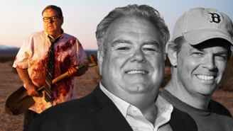 Jim O'Heir And Ned Crowley Talk About Their New Film 'Middle Man,' And That 'Walking Dead' Cliffhanger