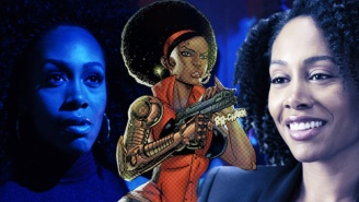 'Luke Cage' May Be All About Its Bulletproof Hero, But Misty Knight Plays Just As Powerful A Role