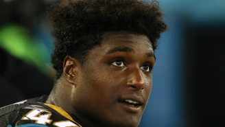 A Newspaper Made An Unintentionally Hilarious Masturbatory Headline About Myles Jack