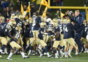 Navy Probably Ended Houston's Playoff Dreams And Got Its First Top-10 Win In Decades
