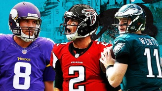 This Year's Wild NFL MVP Race Could Be A Total Free-For-All