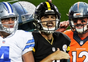 Every Current Backup Quarterback In The NFL, Ranked