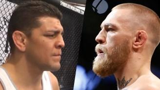 """Nick Diaz Has Harsh Words For Conor McGregor: """"He Isn't Great"""""""