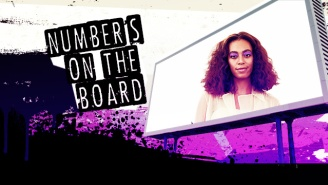 Numbers On The Board: Solange's 'A Seat At The Table' Makes Sibling History