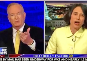 Bill O'Reilly Enters An Inept Cage Match With A Washington Post Reporter With Embarrassing Results