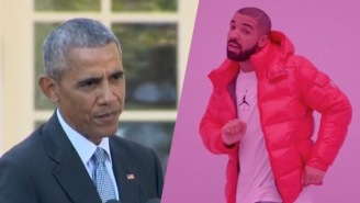 Obama Dancing To 'Hotline Bling' Will Remind You How Much You'll Miss Him