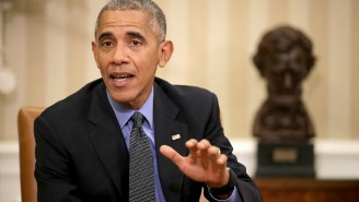 President Obama Signs A Bill Of Rights For Survivors Of Sexual Assault