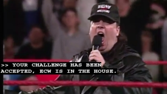 Paul Heyman Went Scorched-Earth After C.W. Anderson Accused Him Of Abandoning ECW