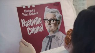 KFC's 'Hot' New Colonel Is Pete Campbell Himself, Vincent Kartheiser