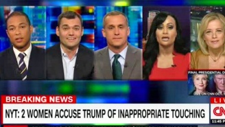 Katrina Pierson Defends Trump Against Sexual Assault Claims With A Bonkers Theory About Airplane Armrests