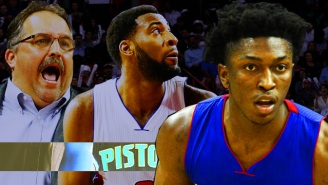HOOP DREAMS: How The Detroit Pistons Will Win The 2017 NBA Title