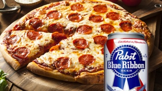Apparently Pabst Has Been Sending Free Pizzas Around The Country All Month