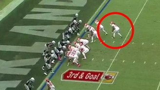 The Chiefs Threw A Touchdown Pass To 346-Lb Defensive Tackle Dontari Poe