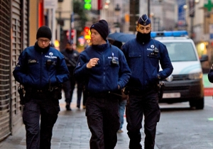 Two Brussels Police Officers Were Stabbed In A Suspected Terrorist Attack