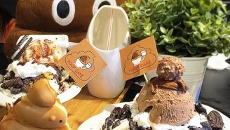 Toronto's New 'Poop Cafe' Honors The Food Trend You Never, Ever Asked For