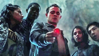 The First 'Power Rangers' Teaser Is Here And It's Like A Gritty 'Breakfast Club'