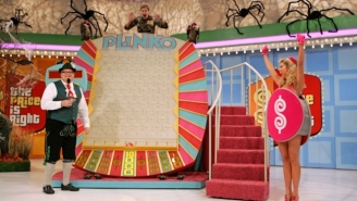 Drew Carey Revealed His Insider Tip On How To Get Rich At 'Plinko'