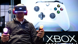 You Can Use Your Playstation VR To Display Xbox, Wii-U and PS4 Games