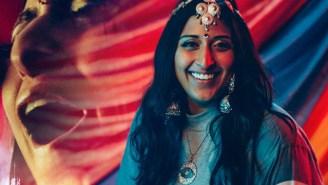 When Raja Kumari Fuses Hip-Hop Beats with Traditional Indian Music, 'Bollyhood' Is Born