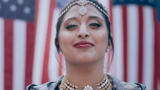 Raja Kumari, Indian American Songwriter-turned-Hip-Hop Star