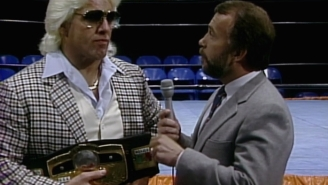 The Best And Worst Of NWA World Championship Wrestling 11/2/85: May The Force Be With You