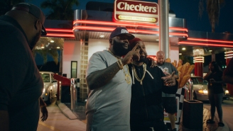 Rick Ross Buys Back The Block, Starting With His Hometown Checkers