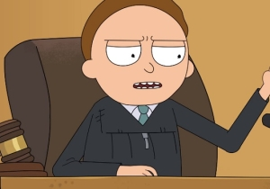 'Rick And Morty's Re-enactment Of America's Most Bonkers Court Transcript Gets An Amazing Fan Animation