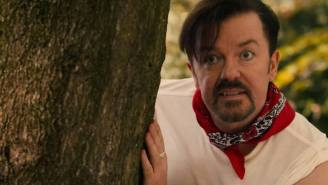 ABC Decides Ricky Gervais Teaming With Kids Will Give Them Their Next Game Show Triumph