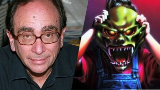 'Goosebumps' Writer R.L. Stine Is Making '90s Kids' Dreams Come True By Writing A Marvel Comic