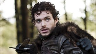 Robb Stark Pulls A Red Wedding On The Silliest 'Game Of Thrones' Theory