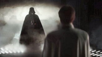 'Rogue One' Details You May Have Missed Show Just How Emo Darth Vader Is