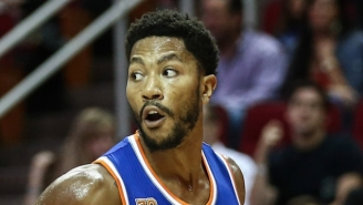 The Cavs Have Competition For Derrick Rose From The Lakers And, Possibly, The Bulls