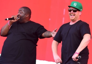 Run The Jewels Return To Wreak Havoc With Their New Track 'Talk To Me'