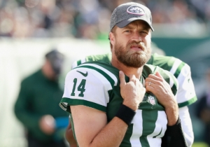 There Is An Ugly War Of Words Developing Between The Jets And Ryan Fitzpatrick