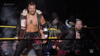 The Best And Worst Of WWE NXT 10/12/16: Sanity Is A State Of Mind