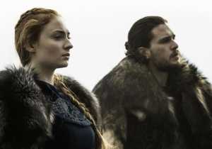 This 'Game Of Thrones' Theory Suggests That Sansa Stark's Next Husband Could Be Jon Snow