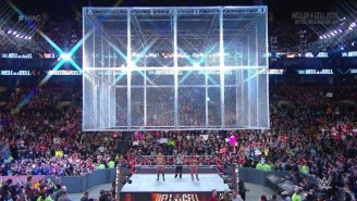 The Venue For WWE Hell In A Cell May Have Just Leaked Its Main Event