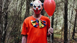 Germany Is Taking On The Growing Scary Clown Problem With A 'Zero Tolerance' Policy For Halloween